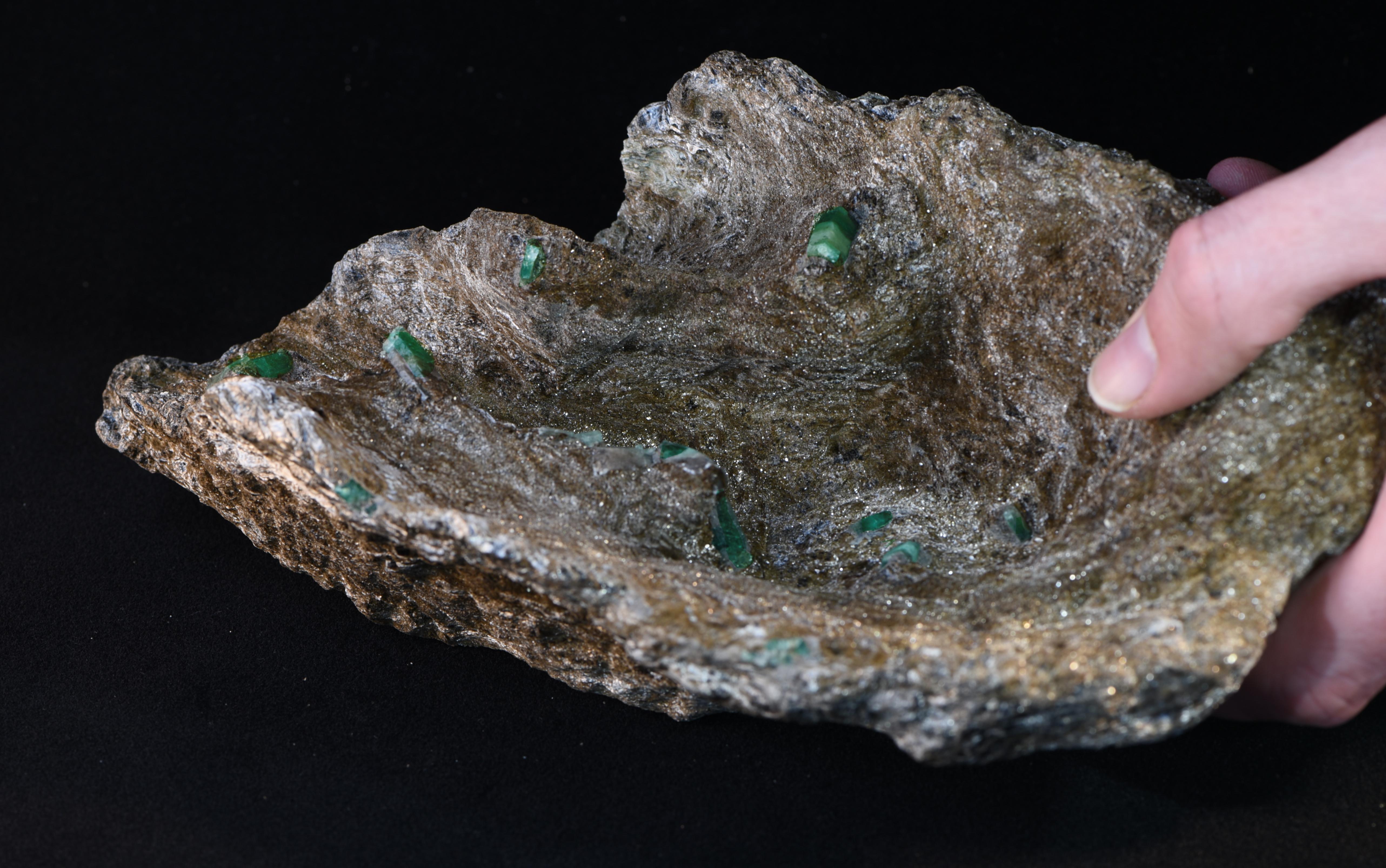 Smaragdstufe
