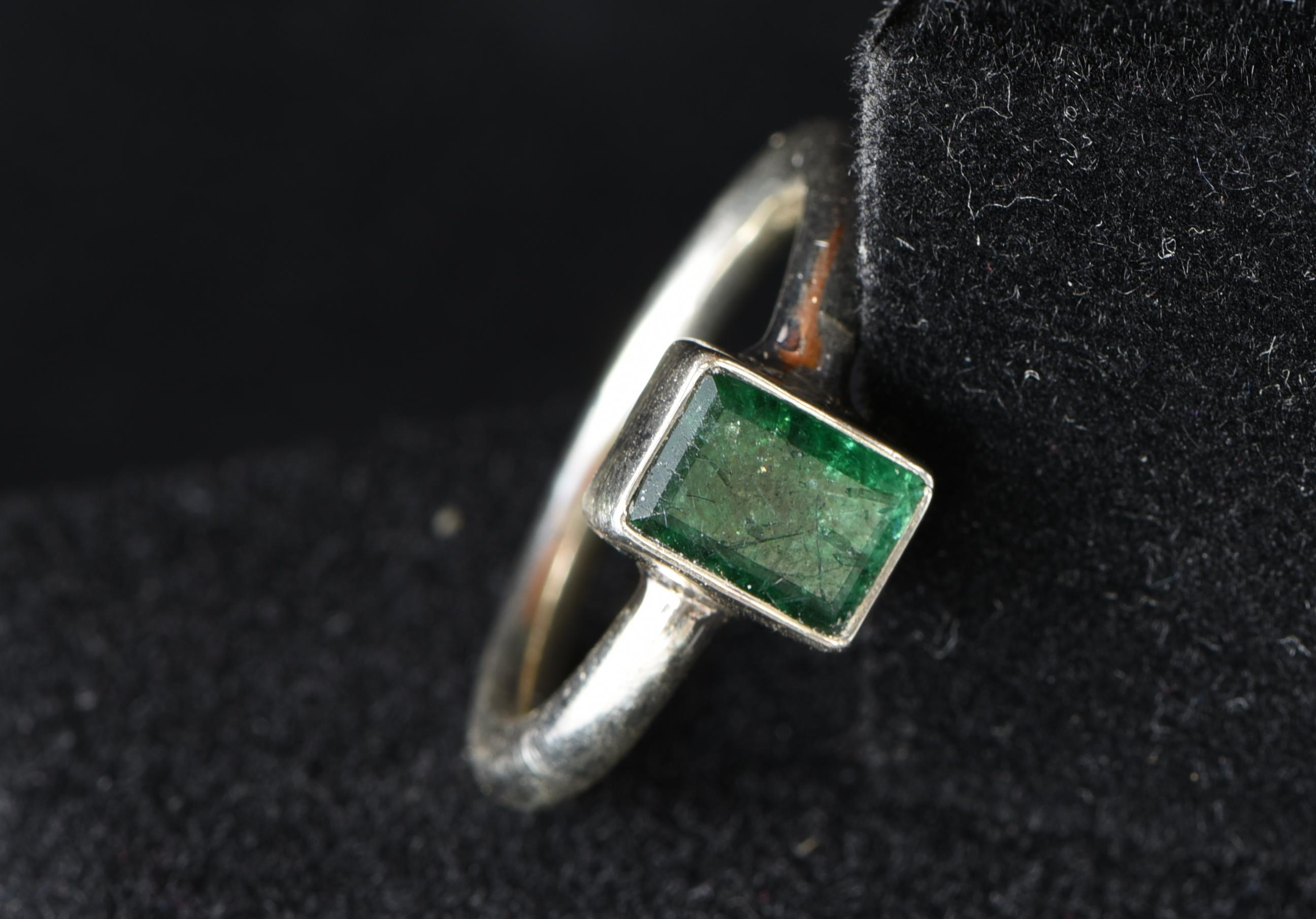 Smaragdring (Gr. 58)